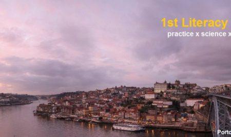 Primeiro Literacy Summit tem lugar no Porto, de 1 a 3 de novembro de 2018