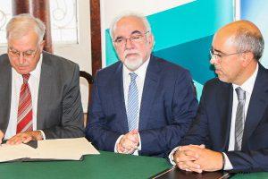 AEP fez acordo sobre o CESAE com o Ministério do Trabalho