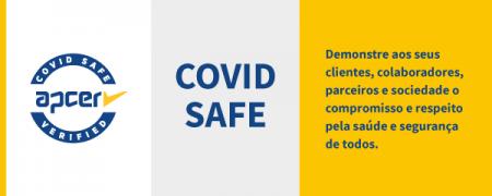 COVID SAFE | Novo Serviço APCER