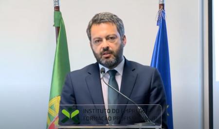Miguel Cabrita, Secretário de Estado Adjunto do Trabalho e Formação Profissional, uma visão sobre o Cesae Digital