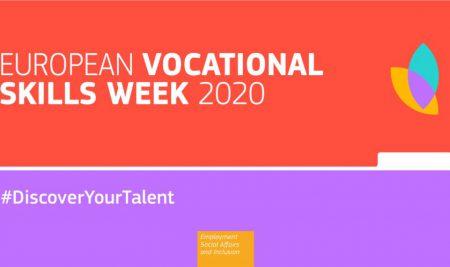 Estamos na Semana Europeia da Formação Profissional 2020