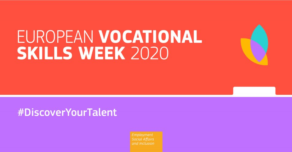 Semana Europeia da Formação Profissional 2020