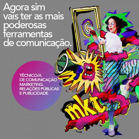 TÉCNICO/A DE COMUNICAÇÃO – MARKETING, RELAÇÕES PÚBLICAS E PUBLICIDADE