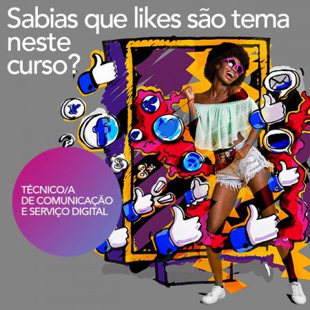 TÉCNICO/A DE COMUNICAÇÃO E SERVIÇO DIGITAL