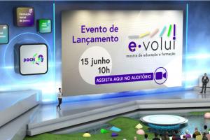 EVENTO DE LANÇAMENTO E.VOLUI