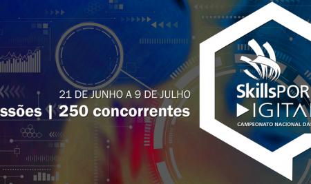 CESAE DIGITAL conquista oito medalhas no Skills Portugal Digital 2021