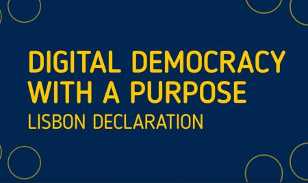 Declaração de Lisboa coloca os direitos digitais em grande destaque